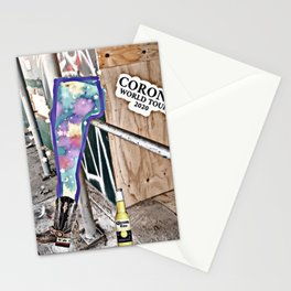 Beer Wold Tour 2020 Stationery Cards