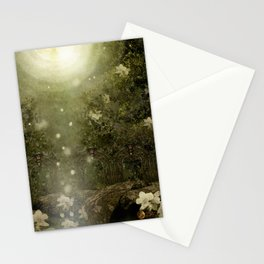 The Great Lie, Forest Stationery Cards