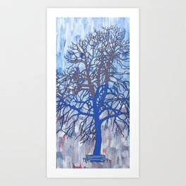 Leuty and Alfresco Lawn Art Print