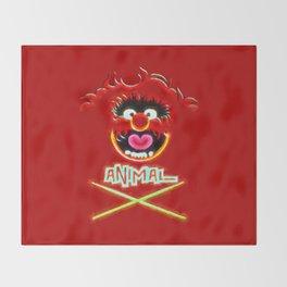 Animal Throw Blanket