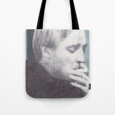 the yearnings of two hearts create such heavenly pain Tote Bag
