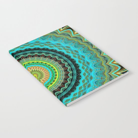 Bliss Mandala Notebook
