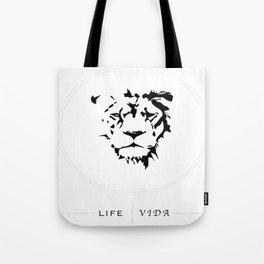 Vida & Life Tote Bag