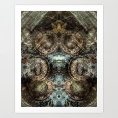 Cazador / Hunter Art Print