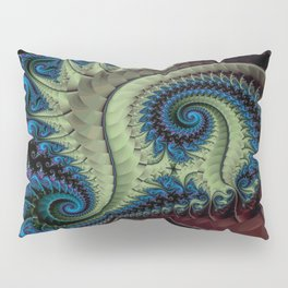 Fractal Abstract 87 Pillow Sham