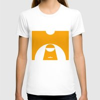 basketball T-shirts featuring BASKETBALL by AURA-HYSTERICA