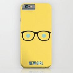 New Girl - Minimalist iPhone 6s Slim Case