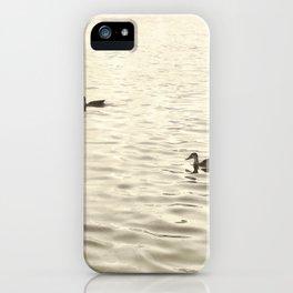 waterstudy #1 iPhone Case