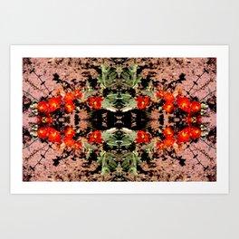 Kaleidescope Days Art Print
