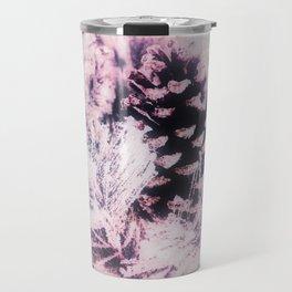 White Pine, Christmas Snowfall Travel Mug