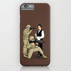 Serving in the Army iPhone 6s Slim Case