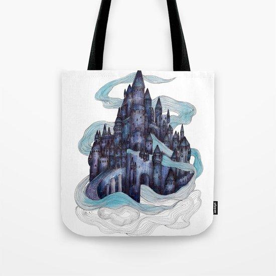 Dream Castle Tote Bag