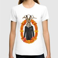 jackalope T-shirts featuring Jackalope Evolved by Silvio Ledbetter