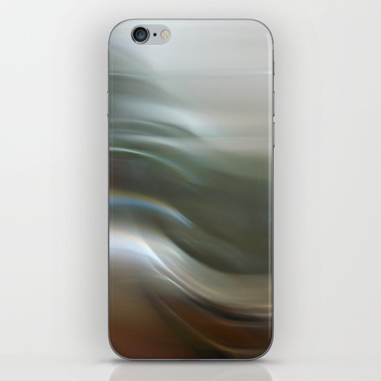 """""""Ambitions"""" iPhone & iPod Skin"""