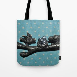 Bird love Tote Bag