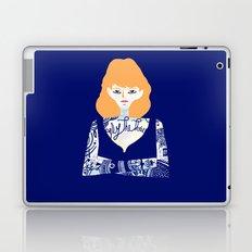 Rehead with tatoo 01 Laptop & iPad Skin