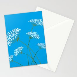 Queen Anne's Lace a Kentucky Wild Flower Stationery Cards