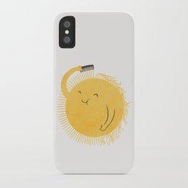 Good Morning, Sunshine iPhone Case