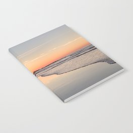 Sunrise at Black Rock, Luz-Lagos, Portugal Notebook