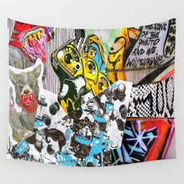 Sons of the Ghetto   Wall Tapestry