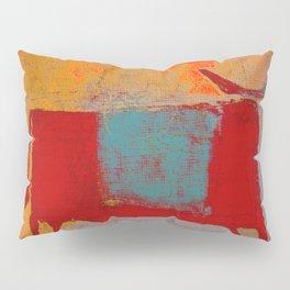 Toro Rojo Pillow Sham