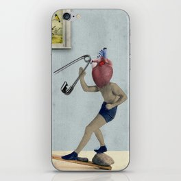 Hermanos Karamazov iPhone Skin