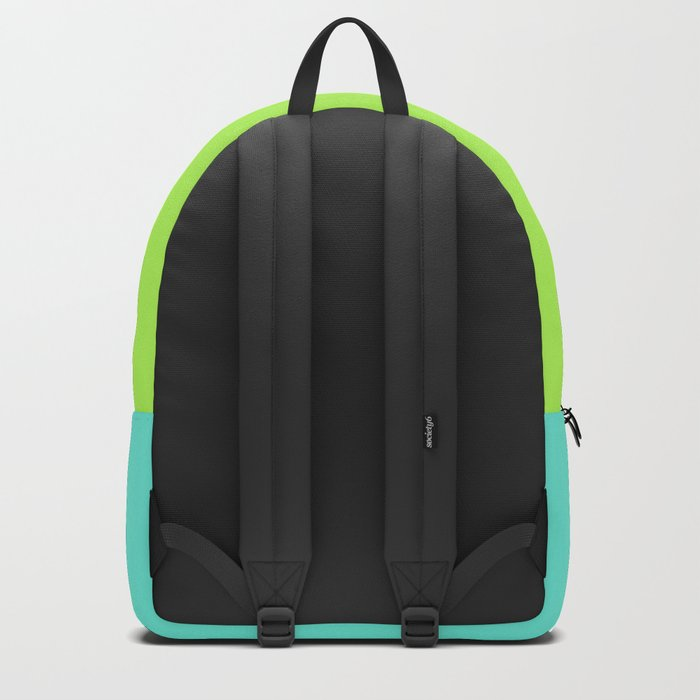 Tropical Green Backpack