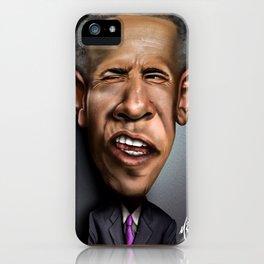Mr. President iPhone Case