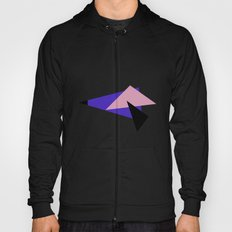Misplaced Triangles Pastel // www.pencilmeinstationery.com Hoody