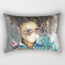 Naturally LI Rectangular Pillow