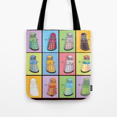Dalek Dreams Tote Bag