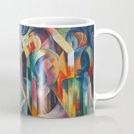 Franz Marc - Stables (1913) Coffee Mug