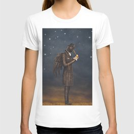 Even miracles take a little time. T-shirt