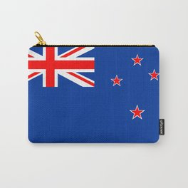 New Zealand country flag Carry-All Pouch