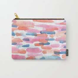 180527 Abstract Watercolour 5 | Watercolor Brush Strokes Carry-All Pouch
