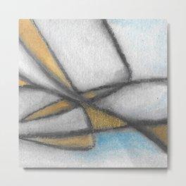 Abstract S1 P1 Metal Print