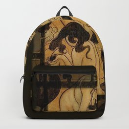 Cat of Nine Tales Backpack