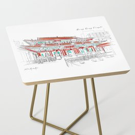 Wong Tai Sin Temple Side Table