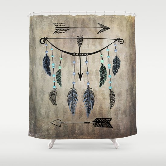Nature Shower Curtains   Society6