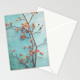 She Hung Her Dreams on Branches Stationery Cards