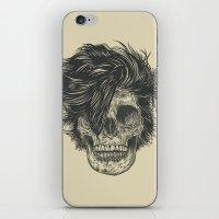 dead iPhone & iPod Skins featuring Dead Duran by Rachel Caldwell