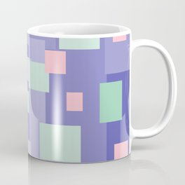 Matted Purple Mix - Color Therapy Coffee Mug