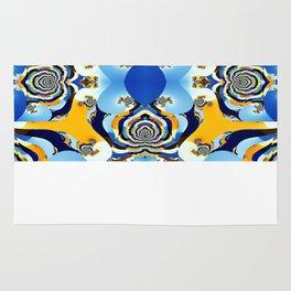 Safari Blue Rug