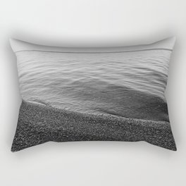The lake Rectangular Pillow