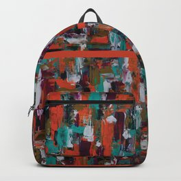 Four Square Backpack