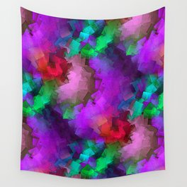 time for abstraction -5- Wall Tapestry