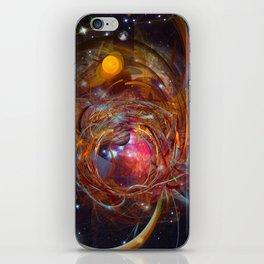 Solar Chaos iPhone Skin