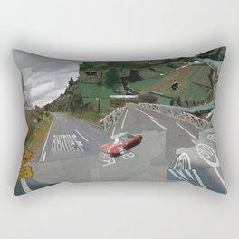 Mash Bridge no frosty, New Zeland and Hong Kong  Rectangular Pillow