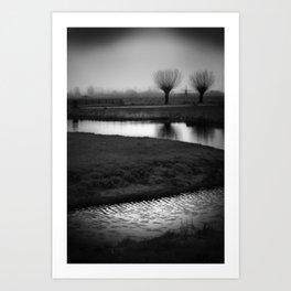 Zaanse Schans 1 Art Print