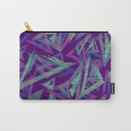 Geo Frenzy Carry-All Pouch